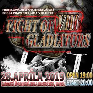 FIGHT OF GLADIATORS 8 – 300×300