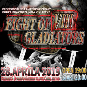 FIGHT OF GLADIATORS 8 – 300×300