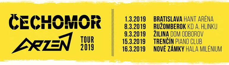 CECHOMOR ARZEN TOUR 2019 – 771×221