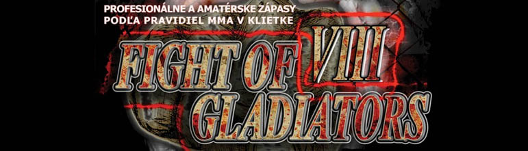FIGHT OF GLADIATORS 8 – 771×221